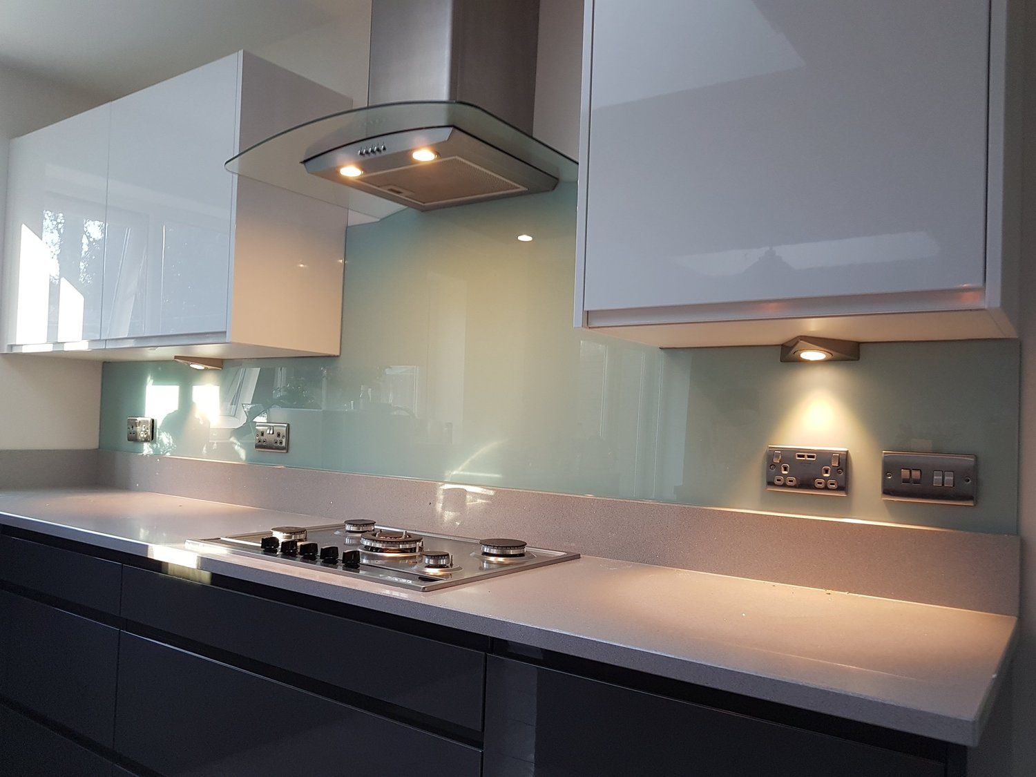 Glass Splashbacks Stonetech1 Uk